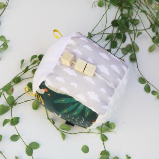 Cube sensoriel |NUAGES